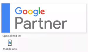 Google Partner Badge Mobile Ads