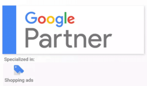 Google Partner Badge Shopping Ads