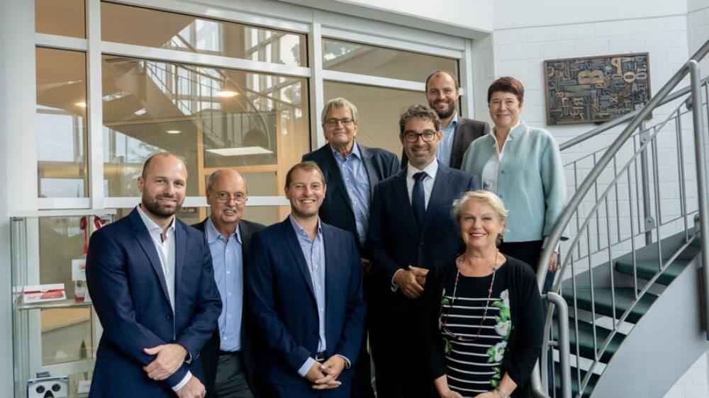 Nachhaltigkeit im Team von Politik und Wirtschaft in Baden-Württemberg
