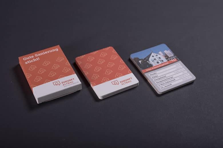Spielkartenset mit Umverpackung