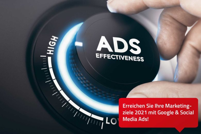 Neukundengewinnung, Branding, Recruiting, digitale Sichtbarkeit mit Google Ads und Co.
