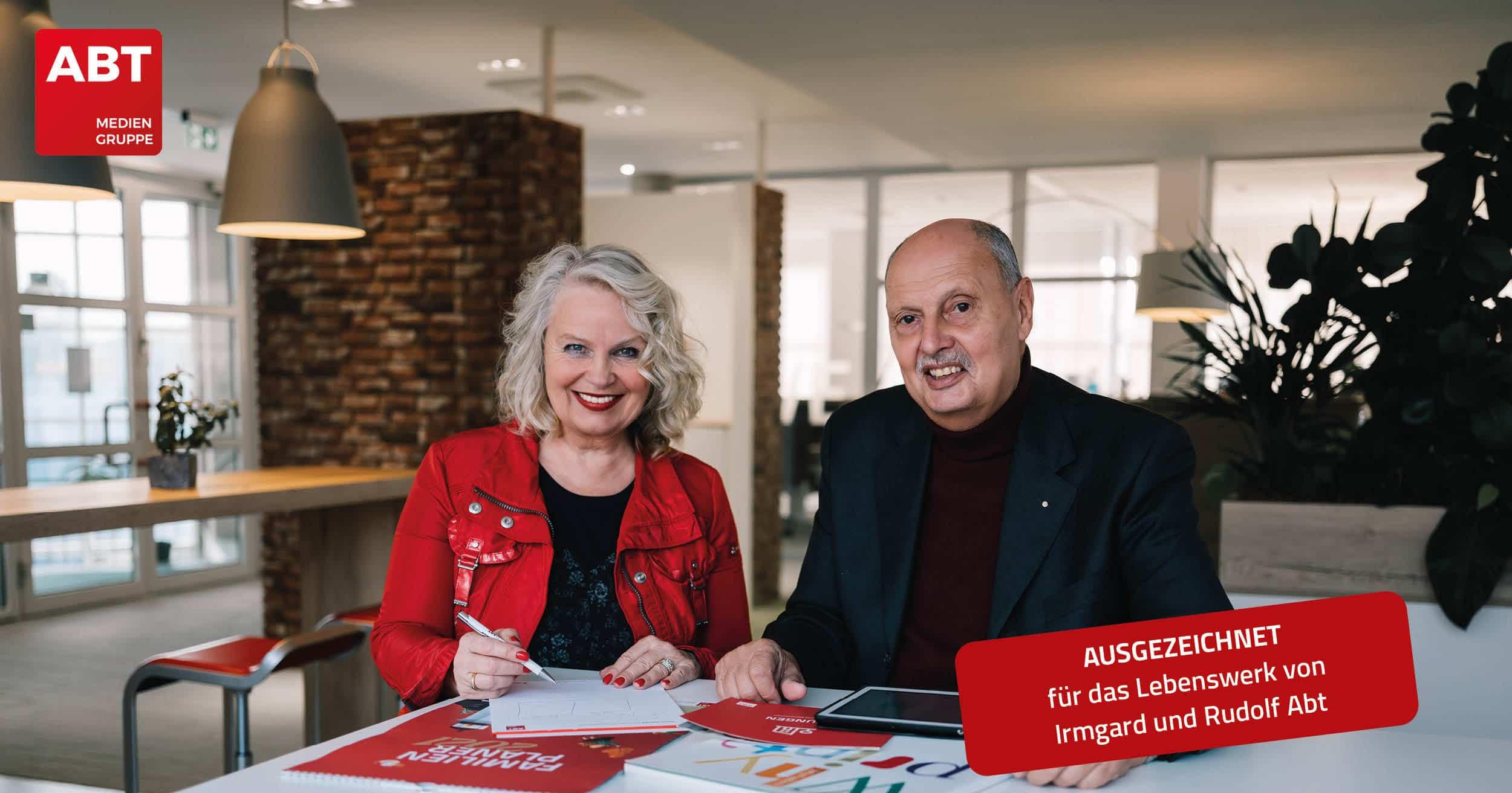 Lebenswerk Irmgard und Rudolf Abt